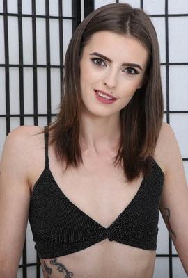 Porn star Alba Lala Photo