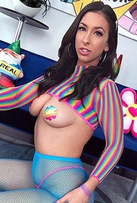 Porn star Jackie Ohh Photo