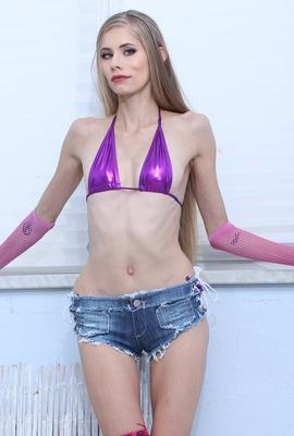 Porn star Kyaa Chimera Photo