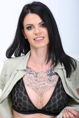 Porn star Nina Roca Photo