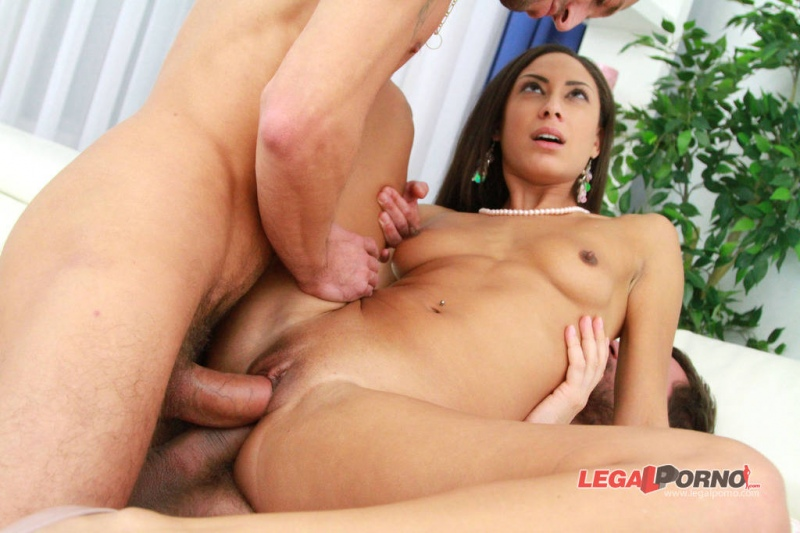 Three guys fuck and dildo sweet violet 9