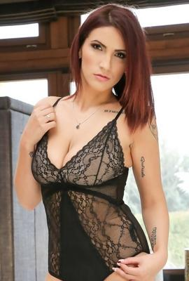 Porn star Amina Danger Photo