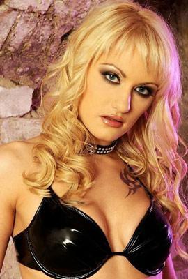 Porn star Anita Hengher Photo