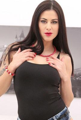 Porn star Billie Star Photo