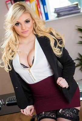 Porn star Katy Jayne Photo