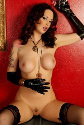 Porn star Nikki Nova Photo