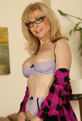 Pornstar Nina Hartley Photo