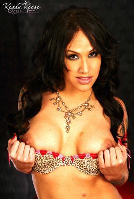 Porn star Regan Reese Photo
