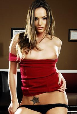 Porn star Tori Black Photo