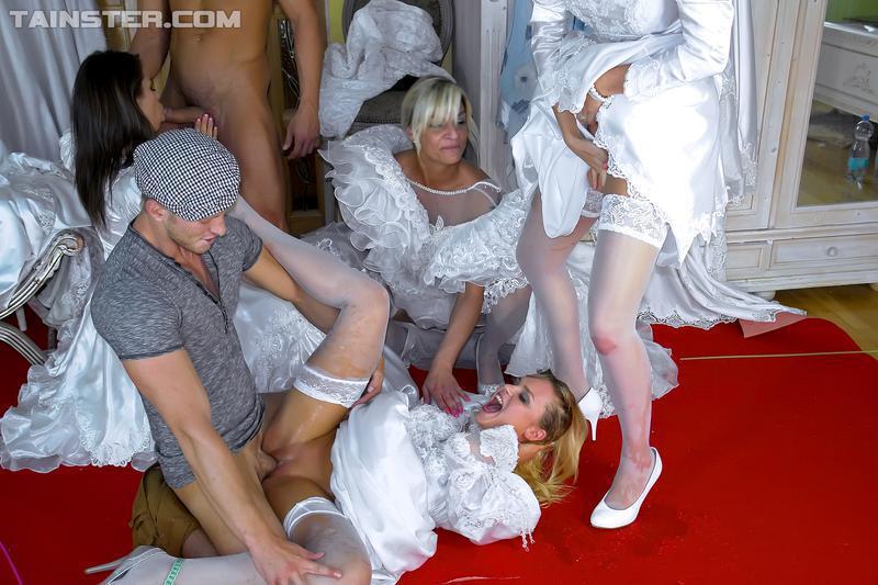 Bride sex pics