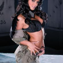 Black Angelika, Private, photo 2