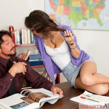 April O'neil, Naughty America, photo 4
