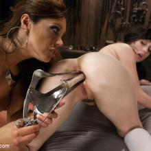 Francesca Le, Kink.com, photo 11
