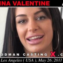 Angelina Valentine gives an exclusive interview with Pierre Woodman