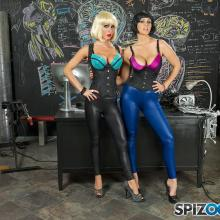 Jessica Jaymes, Spizoo Network, photo 1