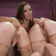 Francesca Le Punishes Miranda Miller and Big Booty Alice Frost