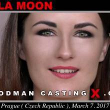 Camilla Moon first porn audition, Anal & DP by Pierre Woodman