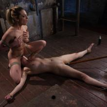 Casey Calvert and Dahlia Sky suffer Together in Brutal Bondage