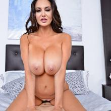 Ava Addams shows her love for Cock sucking