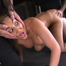 Richelle Ryan Trained and Fucked in Rope Bondage