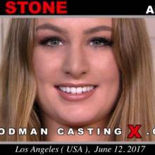 Daisy Stone first porn audition by Pierre Woodman