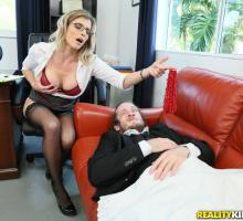 Reality Kings scene with Cory Chase