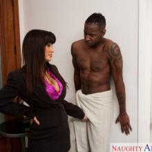 Lisa Ann, Naughty America, photo 3