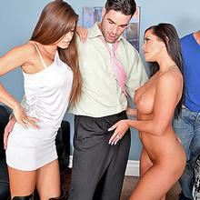 Brazzers Network scene with Savannah Stern