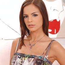 Black Angelika, PornWorld - DDF Network, photo 1