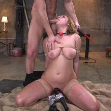 Skylar Snow's Abject Anal Invasion