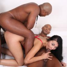 Group scene with Vanessa Vaughn
