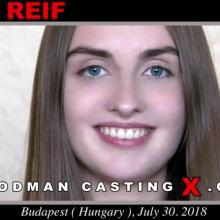 Lena Reif first porn audition by Pierre Woodman
