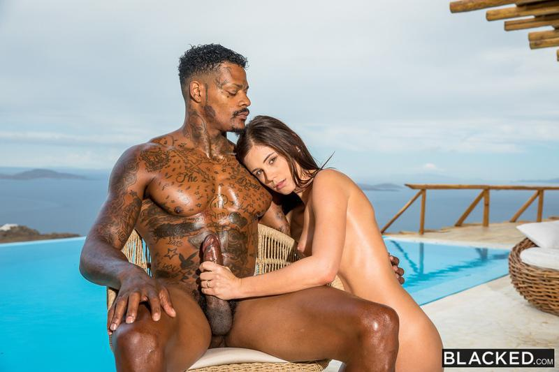 Black Dick Mexican Pussy