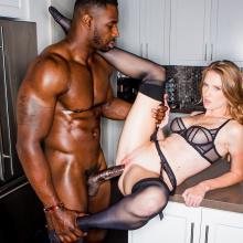 Blacked Raw scene with Ashley Lane