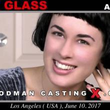 Olive Glass first porn audition by Pierre Woodman