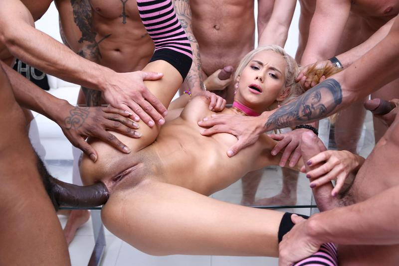 Gang Bang Teens Images