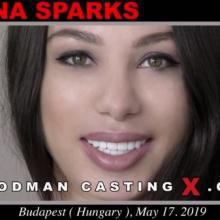 Regina Sparks first porn audition by Pierre Woodman