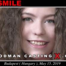 Sofi Smile first porn audition by Pierre Woodman