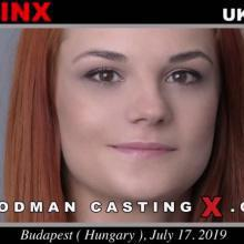 Red Linx first porn audition by Pierre Woodman