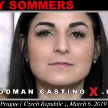 Stacy Sommers first porn audition by Pierre Woodman