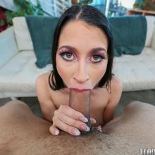 Alex Coal gets deepthroated and fucked