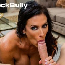 Reagan Foxx lets her Stepson give her his Prick