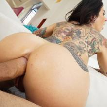 Hot anal sex with lovely bitch Joanna Angel