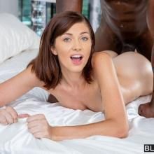Leah Winters - Blacked - Interracial sex, Big black cock