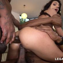 Hime Marie - American Anal - LegalPorno - Huge BBC