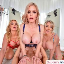 Casca Akashova, Rachael Cavalli & Dee Williams - Naughty America