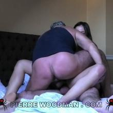Anastasia Brokelyn - Double Penetrated for the First time