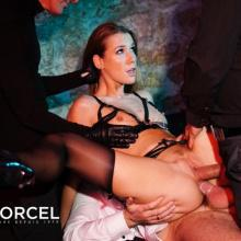 Alexis Crystal - Dorcel Club - Double penetration