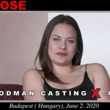 MIA ROSE - WoodmanCastingX - First porn audition by Pierre Woodman