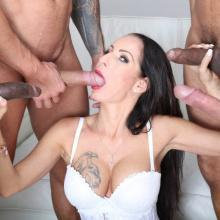 Valentina Sierra - Double Anal, ButtRose and Facial